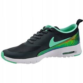 Buty Nike Air Max Thea Print Gs W 820244-002 czarne zielone 1