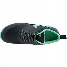 Buty Nike Air Max Thea Print Gs W 820244-002 czarne zielone 2