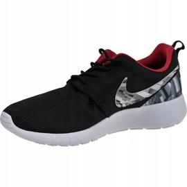 Buty Nike Roshe One Print Gs W 677782-012 czarne 1