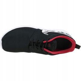 Buty Nike Roshe One Print Gs W 677782-012 czarne 2