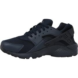 Buty Nike Huarache Run Gs W 654275-403 czarne 1