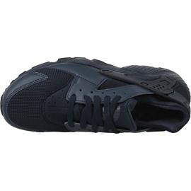 Buty Nike Huarache Run Gs W 654275-403 czarne 2