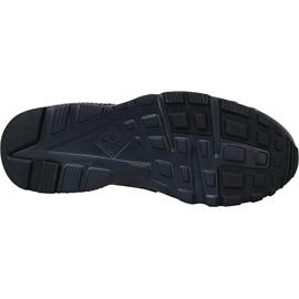 Buty Nike Huarache Run Gs W 654275-403 czarne 3