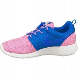 Buty Nike Rosherun Print W 599432-137 różowe 1