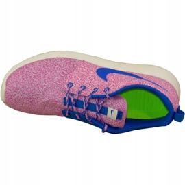 Buty Nike Rosherun Print W 599432-137 różowe 2
