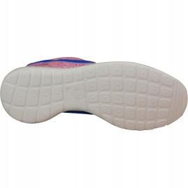 Buty Nike Rosherun Print W 599432-137 różowe 3