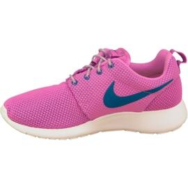 Buty Nike Rosherun W 511882-502 różowe 1