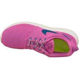 Buty Nike Rosherun W 511882-502 różowe 2