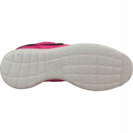 Buty Nike Rosherun Gs W 599729-607 różowe 3