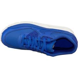 Buty Nike Air Max 90 Ltr Gs W 724821-402 granatowe 2