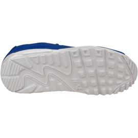 Buty Nike Air Max 90 Ltr Gs W 724821-402 granatowe 3