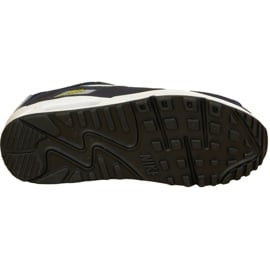 Buty Nike Air Max 90 Gs W 307793-417 granatowe 3