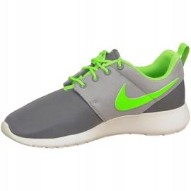 Buty Nike Roshe One Gs W 599728-025 szare zielone 1