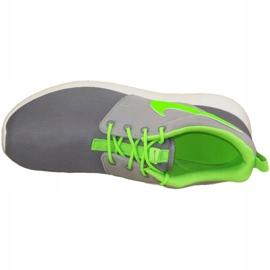 Buty Nike Roshe One Gs W 599728-025 szare zielone 2