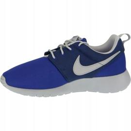 Buty Nike Roshe One Gs W 599728-410 granatowe niebieskie 1