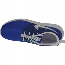 Buty Nike Roshe One Gs W 599728-410 granatowe niebieskie 2