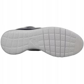 Buty Nike Roshe One Gs W 599728-416 białe granatowe 3