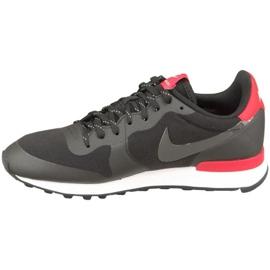 Buty Nike Internationalist W 749556-002 czarne czerwone szare 1