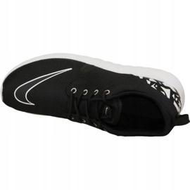 Buty Nike Roshe One Fb Gs W 810513-001 białe czarne 2