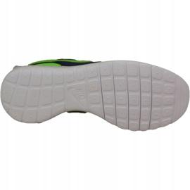 Buty Nike Roshe One Gs W 599728-413 granatowe zielone 3