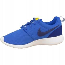 Buty Nike Roshe One Gs W 599728-417 niebieskie 1