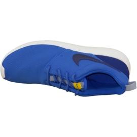Buty Nike Roshe One Gs W 599728-417 niebieskie 2