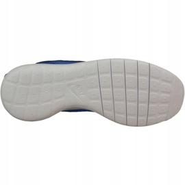 Buty Nike Roshe One Gs W 599728-417 niebieskie 3