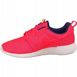 Buty Nike Roshe One Moire W 819961-661 czerwone 1