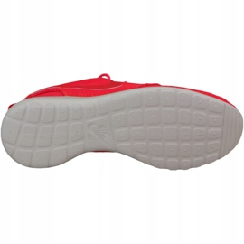 Buty Nike Roshe One Moire W 819961-661 czerwone 3