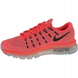 Buty Nike Air Max 2016 W 806772-800 czerwone 1