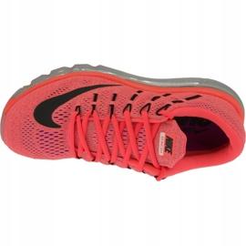 Buty Nike Air Max 2016 W 806772-800 czerwone 2