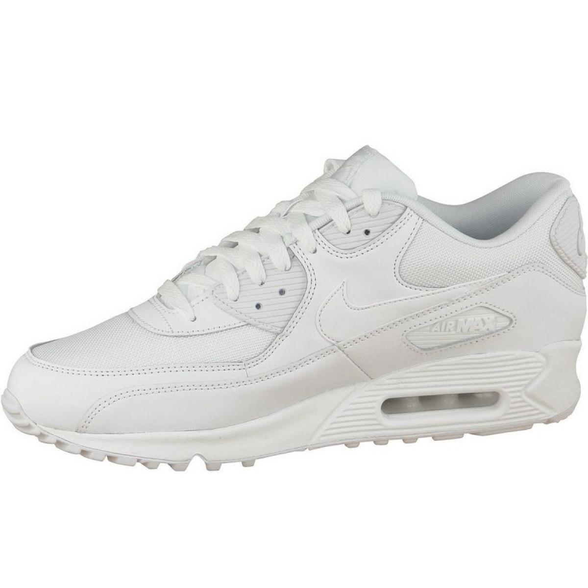 Nike Air Max 90 Essential 111 białe ButyModne.pl