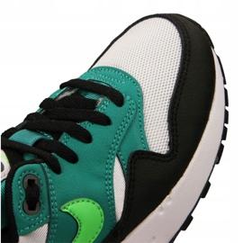 Buty Nike Air Max 1 Gs Jr 807602-111 czarne wielokolorowe zielone 5