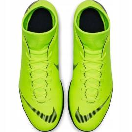 Buty piłkarskie Nike Mercurial Superfly 6 Club Tf M AH7372 701 zielone czarny, zielony 2