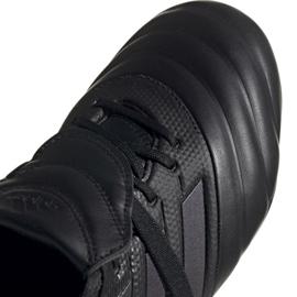 Buty piłkarskie adidas Copa Gloro 19.2 Fg M F35489 czarne czarne 3