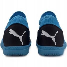 Buty piłkarskie Puma Future 5.4 Tt M 105803 01 niebieskie niebieski 4