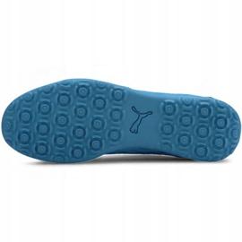 Buty piłkarskie Puma Future 5.4 Tt M 105803 01 niebieskie niebieski 5