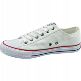 Buty Big Star Shoes W DD274336 białe 1