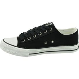 Buty Big Star Shoes W DD274338 czarne 1