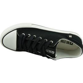 Buty Big Star Shoes W DD274338 czarne 2