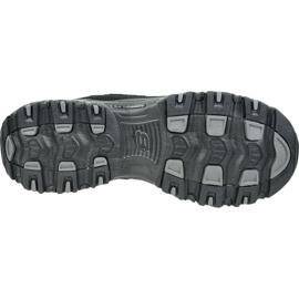 Buty Skechers D'Lites W 11949-BBK czarne 3