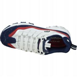 Buty Skechers D'Lites W 13141-WNVR białe 2
