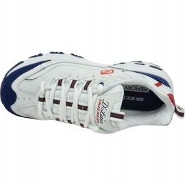 Buty Skechers D'Lites W 13148-WNVR białe 2