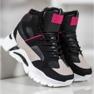 Bella Paris Sneakersy Z Futerkiem 4
