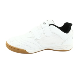 Buty Kappa Kickoff Jr 260509K 1011 białe czarne 2