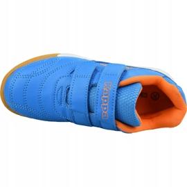Buty Kappa Kickoff K Jr 260509K-6044 niebieskie 2