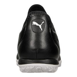 Buty halowe Puma King Pro It M 105669-01 czarne czarne 1