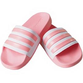 Klapki adidas Adilette Shower W EG1886 różowe 2