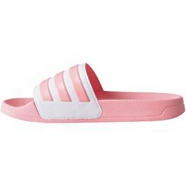 Klapki adidas Adilette Shower W EG1886 różowe 3