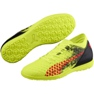 Buty piłkarskie Puma Future 18.4 Tt M 104339 01 żółte czarny, zielony, pomarańczowy 5